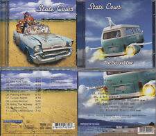 2 CDs, State Cows - ST(2010) + The Second One (2013) Westcoast AOR,Pages,Airplay