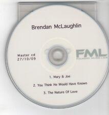 (GO456) Brendan McLaughlin, Mary & Joe - 2009 DJ CD
