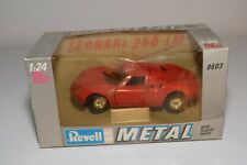 WW 1:24 REVELL 8603 FERRARI 250 LM 250LM LE MANS RED MINT BOXED