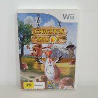 Chicken Shoot / Shot Nintendo Wii Game, Brand New & Sealed, Free Postage