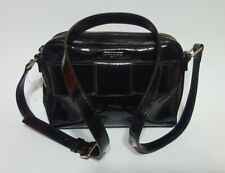Kate Spade New York Black Patent Small Purse Shoulder Bag