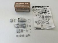 Scale Link SLC88 OO Gauge Whitemetal Austin LL Low Loader Kit (L1)