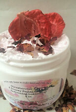 STRAWBERRIES AND ROSES-Dreamy Facial Cleansing Parfait-Refreshing Luminosity