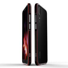 For Huawei P20 P30 Pro Lite Nova 3i Aluminum Metal Slim Bumper Frame Case Cover