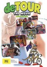 Detour - The Movie 5025587001061 DVD Region 2
