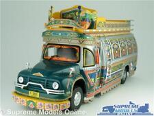 BEDFORD TJ ROCKET MODEL BUS COACH 1:43 SCALE IXO 1980 INDIA K8