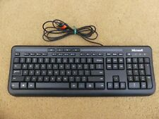 Microsoft 600 USB Wired Keyboard Model 1576