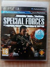 SOCOM Special Forces Move PS3 PlayStation3 Video Game Mint Condition