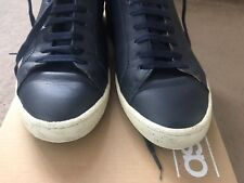 Paul Smith Leather Trainers Boots Men's KIM Size 8 UK