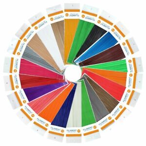 3D Printer Filament Consumable 1.75mm ABS Pen Wire Threads 5M 22 Colors Crafting