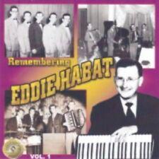 Eddie Habat - Remembering Eddie Habat Brand New Slovenian Polka CD