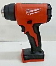 NEW!! MILWAUKEE Battery Heat Gun 18VDC, Dual Temp. Settings, 875°F