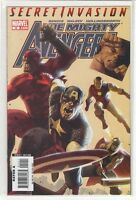 Mighty Avengers #12 Brian Bendis Iron Man Black Widow Secret Invasion 9.6
