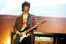 More details for 2012 john squire the stone roses heaton park photo choose print size music