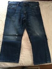 Mens Gap straight fit jeans 36 x 32 EUC
