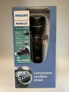 New Philips Norelco Cordless Shaver 2300 S1211/81