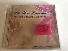 Do You Remember: Pickin on Carrie Underwood/A Bluegrass Tribute Music CD