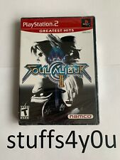 Soul Calibur II - Brand New - Greatest Hit - Playstation 2 - Read Description
