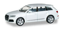 Herpa 028448 Audi Q7 carrara blanc 1:87 modélisme