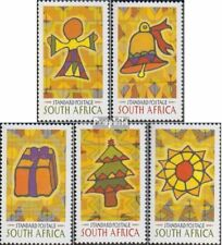 Zuid-Afrika 1169-1173 (compleet.Kwestie.) postfris MNH 1998 Kerstmis