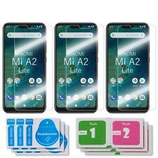 3x Xiaomi Mi A2 Lite Panzerglas 9H Glas Panzerglasfolie Panzerfolie Schutzfolie