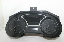 Speedometer Instrument Cluster Panel Gauges 2014 Nissan Pathfinder 152,893 Miles