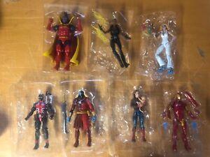 Marvel Legends 7 figures Iron Man Captain Marvel Union Jack Storm Gladiator