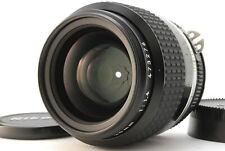 【NearMint+】Nikon Nikkor Ai-S 35mm f1.4 Wide Angle Lens from Japan (328-E200)