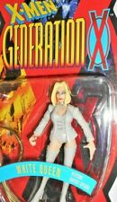 X-men Force toy biz EMMA FROST white queen generation x 1995 toybiz moc