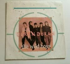 """DURAN DURAN : The Wild Boys / Cracks in the pavement 7"""" 45T France PARLOPHONE"""