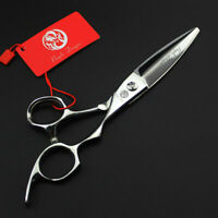 6 inches Japanese 440C Hair Salon Scissors Barber Hairdressing Shears