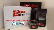Kit tagliando 4 filtri Opel Astra H 1.7 CDTI filtro olio aria carburante abitaco