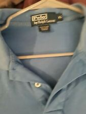 Mens Baby blue Ralph Lauren Polo