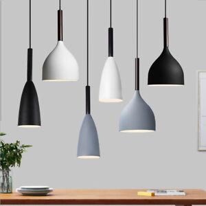 LED Pendant Light Modern Ceiling Hanging Lamp Lighting Kitchen Chandelier Fixtur
