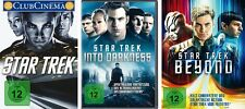 3 DVDs * STAR TREK - KINOFILME 11 + 12 + 13 IM SET - Chris Pine # NEU OVP +