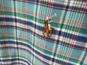 POLO Ralph Lauren Men's Multi Check Long Sleeved Button Front Shirt 2XL NWOT $99