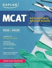 Kaplan Test Prep: MCAT 528 : Advanced Prep for Advanced Students by Kaplan (2014