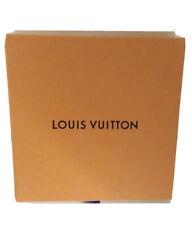 Louis Vuitton Packing Box With Blue Ribbon 8x1.5x8