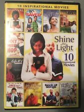 Maverick Entertainment 10 Shine The Light Inspirational Movies 2 Disc Set