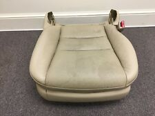 2006 Acura RL Front Bottom Passenger Seat Tan Right Used