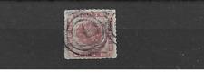 1863 USED Denmark Michel 10