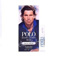 Ralph Lauren Polo Blue for Men Eau de Parfum Vial Sample Spray 0.05oz 1.5ml