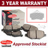 Set of Rear Delphi Lockheed Brake Pads For Porsche 911 Boxster Cayman 3.4 LP1301