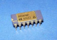 DG187AP  IC SWITCH DUAL SPDT 14-DIP