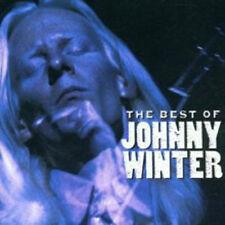 CD de musique album Blues Rock Johnny Winter