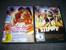 DVD - Step Up 4-5 4+5 Step Up Miami Heat + Step Up  All In