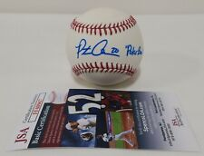 Pete Alonso Signed Authentic Autographed Baseball w/Inc. JSA #FF40967