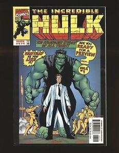 Incredible Hulk # 474 NM- Cond.