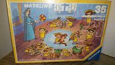 Ravensburger 35 piece  Madeline Puzzle 08 633 7 Madeline's Toys NEW