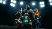 Game Tom Clancys rainbow six siege ultimate Silk Poster 24 X 14 inch Wallpaper